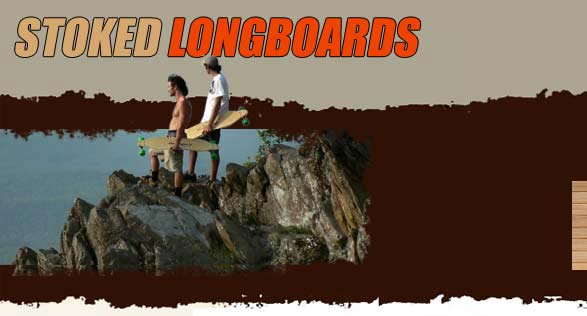 stoked longboards